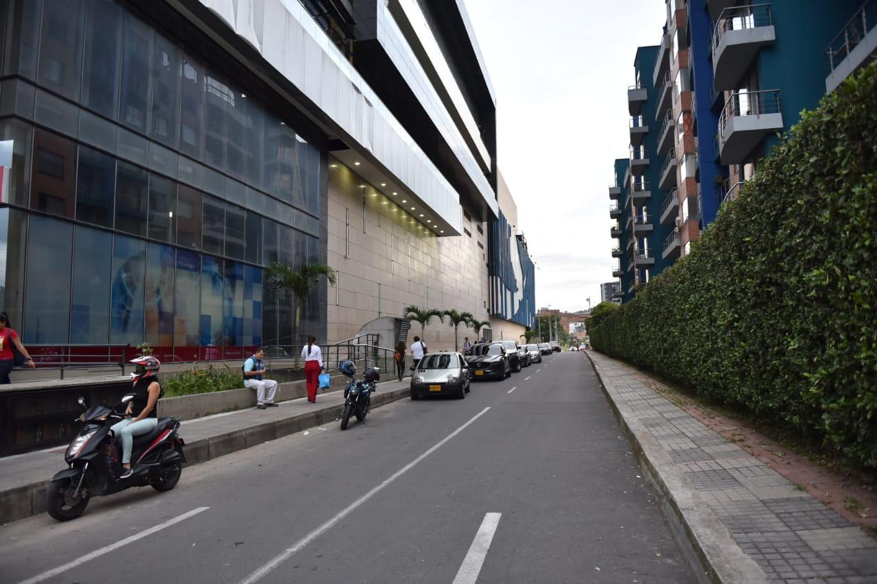 Alcaldía adecuará bahía de taxis en la calle 59 para evitar congestiones en la avenida Guabinal
