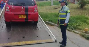 Van 61 vehículos inmovilizados por prestar servicio de transporte ilegal