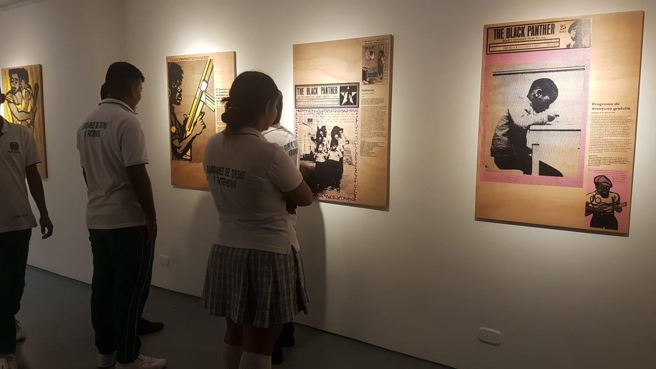 Estudiantes del Germán Pardo visitaron sitios históricos y culturales