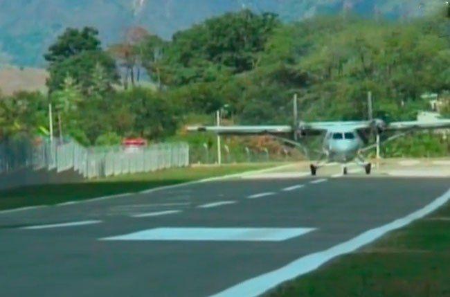 Ya son siete los aeropuertos habilitados para realizar planes pilotos de bioseguridad