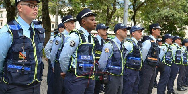Pasantes de una escuela de tránsito fortalecerán el control y la vigilancia durante las fiestas de Ibagué
