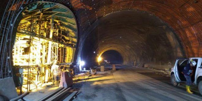 Nuevos contratistas del proyecto Túnel de La Línea tienen orden de inicio