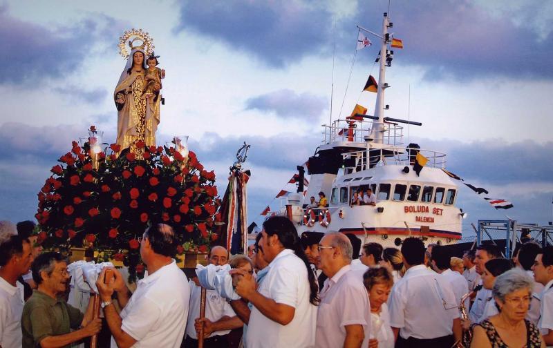 ¿Por qué la Virgen del Carmen es la patrona de los transportadores?