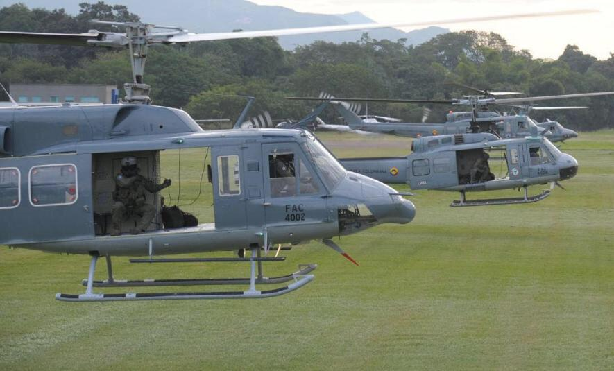 Comando Aéreo con sede en el Tolima participará en la Feria Aeronáutica Internacional F-AIR Colombia 2019