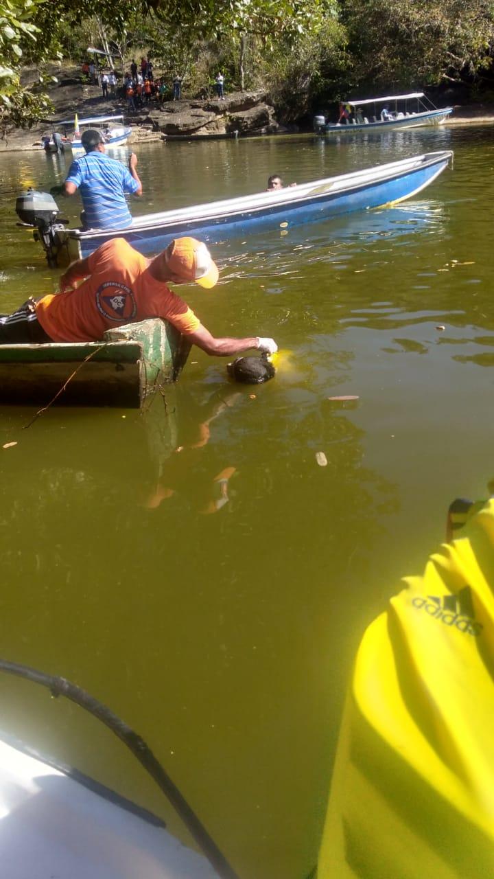 Un joven falleció ahogado en un lago de una vereda de Prado