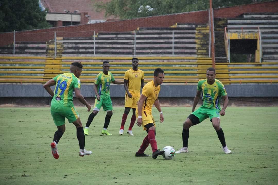 Con empate y victoria regresó el Deportes Tolima de juegos en Neiva en pretemporada