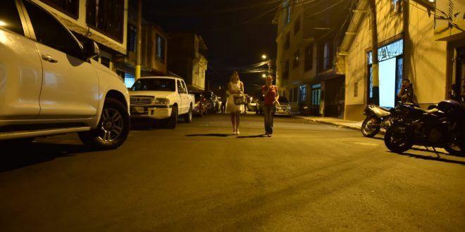 $145 millones invirtió el Ibal en redes y recuperación de vías en el barrio Restrepo