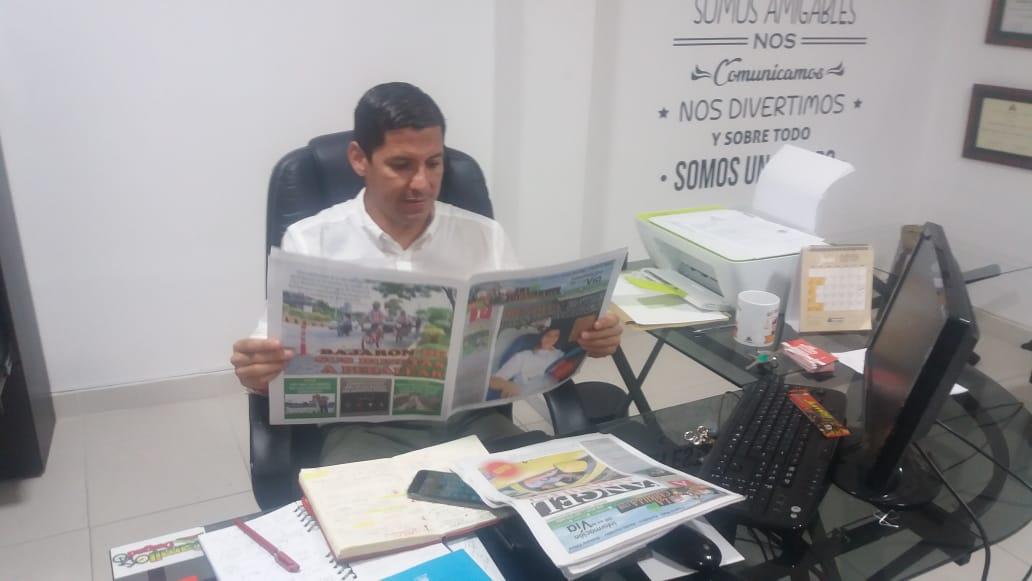 Entrevista con LA CABRILLA: Camilo Delgado, candidato a la Alcaldía de Ibagué, contesta nueve preguntas de tránsito y movilidad