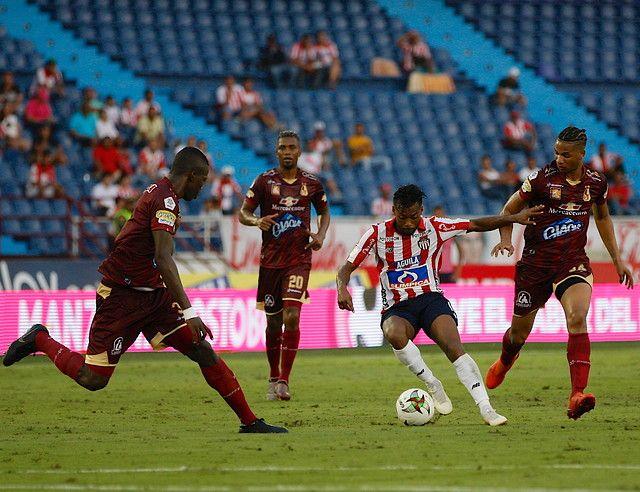 Así quedó la tabla luego de la derrota del Deportes Tolima y los primeros partidos de la Liga Águila II