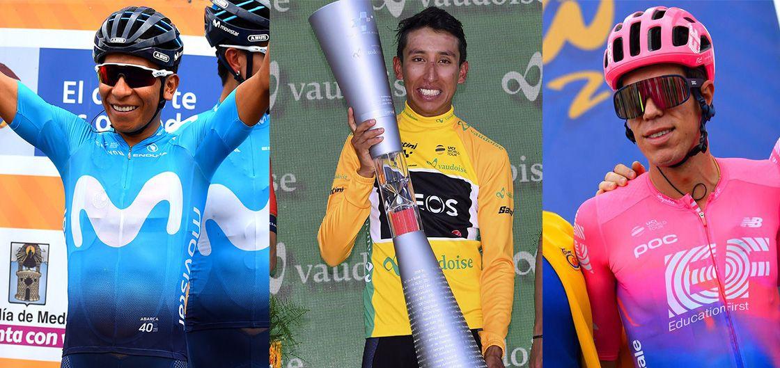 Inició el Tour de Francia: Tres colombianos entre los favoritos