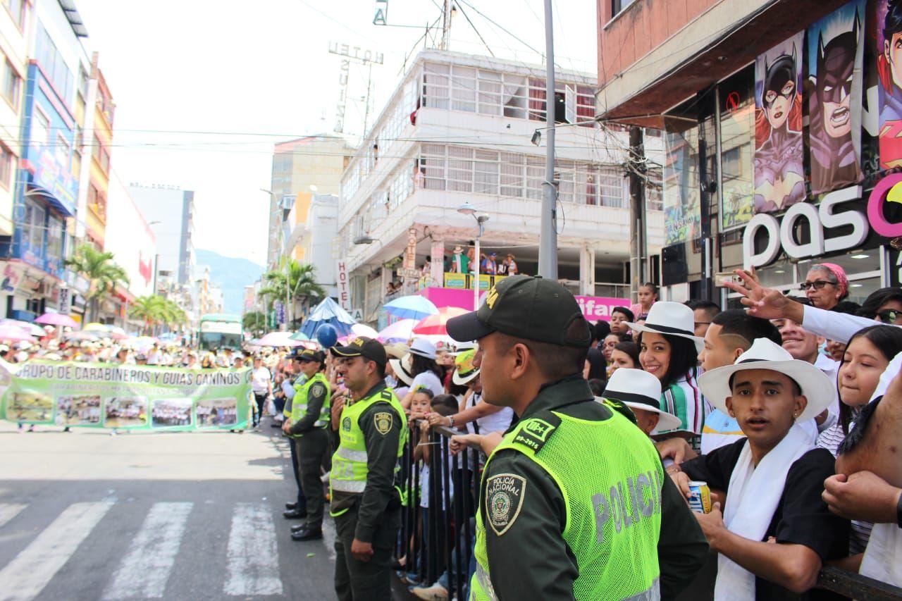 No hubo homicidios durante las fiestas de San Pedro en Ibagué