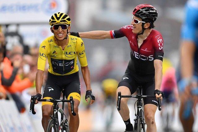 Continúan las felicitaciones a Egan Bernal por su triunfo en el Tour de Francia