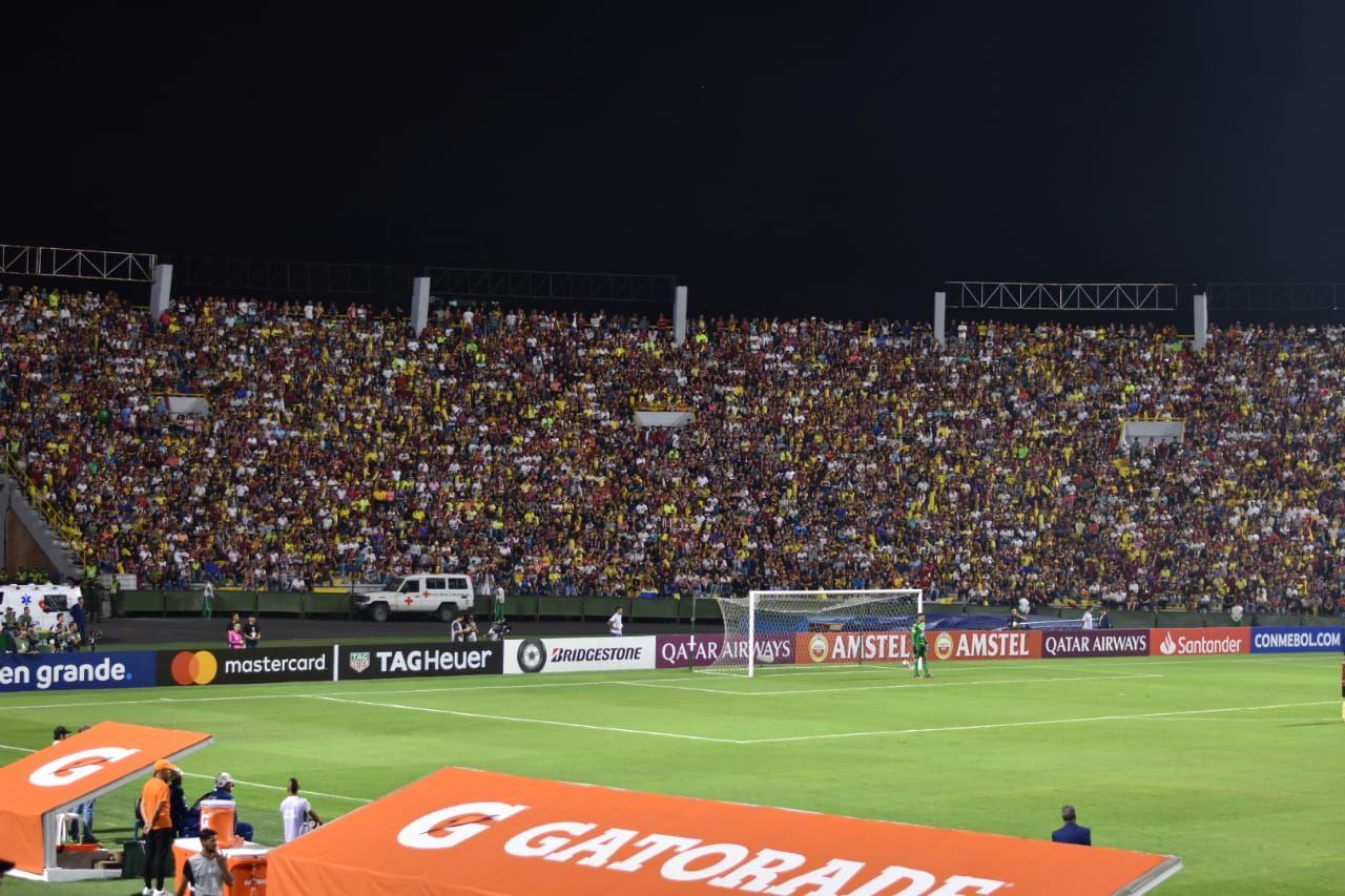Estas son las medidas de seguridad para el partido entre Deportes Tolima y América