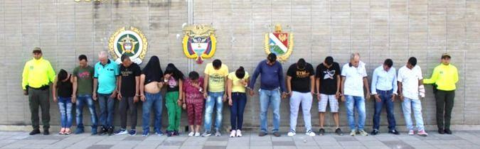 Cogieron a 'Los Guaqueros', dedicados al robo con la venta de guacas falsas en el Tolima