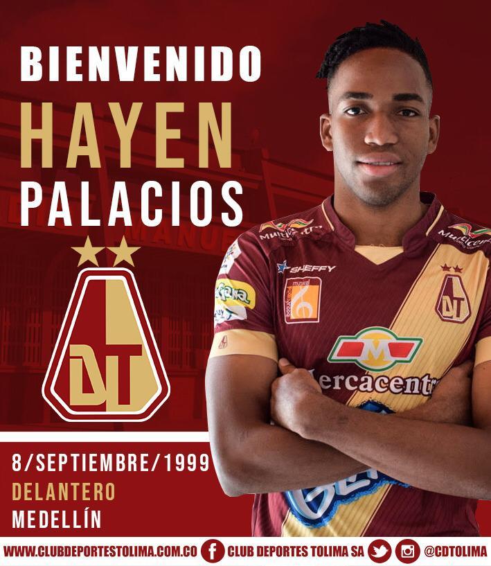 Hayden Palacios