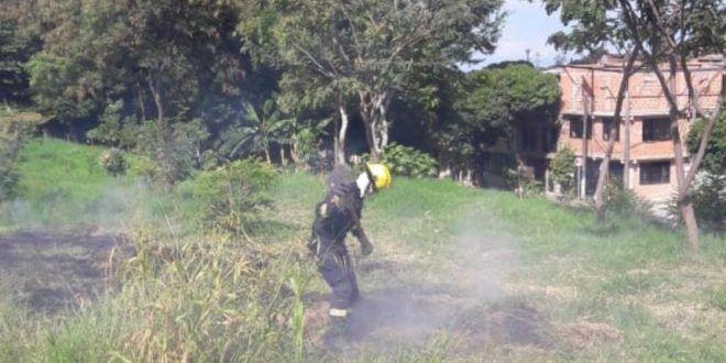 Ideam declaró alerta roja en Ibagué por incendios forestales