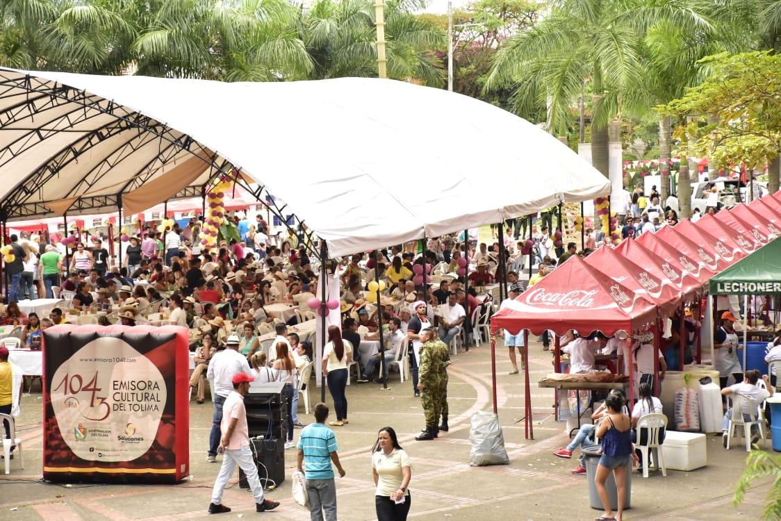 Más de 29 mil platos se vendieron en el 'Día de la Lechona'