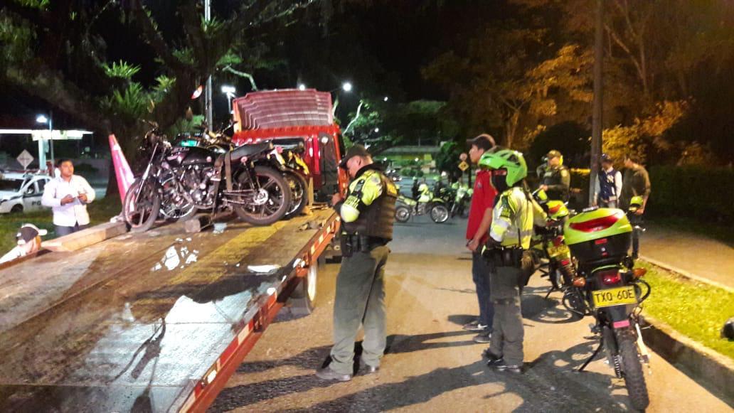 Conozca las excepciones para movilizarse en moto en horario nocturno en Ibagué