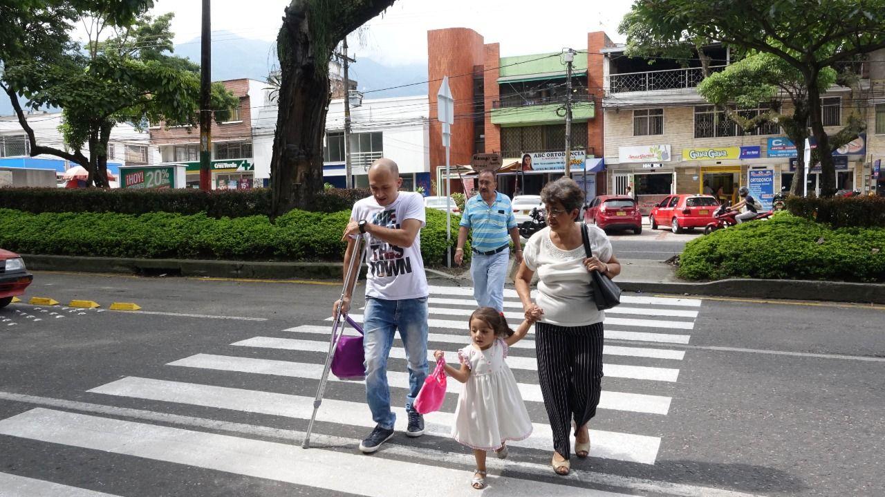 Ibagué continúa disminuyendo los muertos y lesionados en accidentes de tránsito