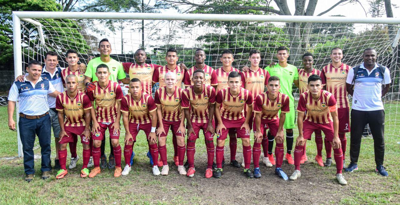 La Selección Juvenil de Fútbol del Tolima clasificó a los Juegos Nacionales Bolívar 2019