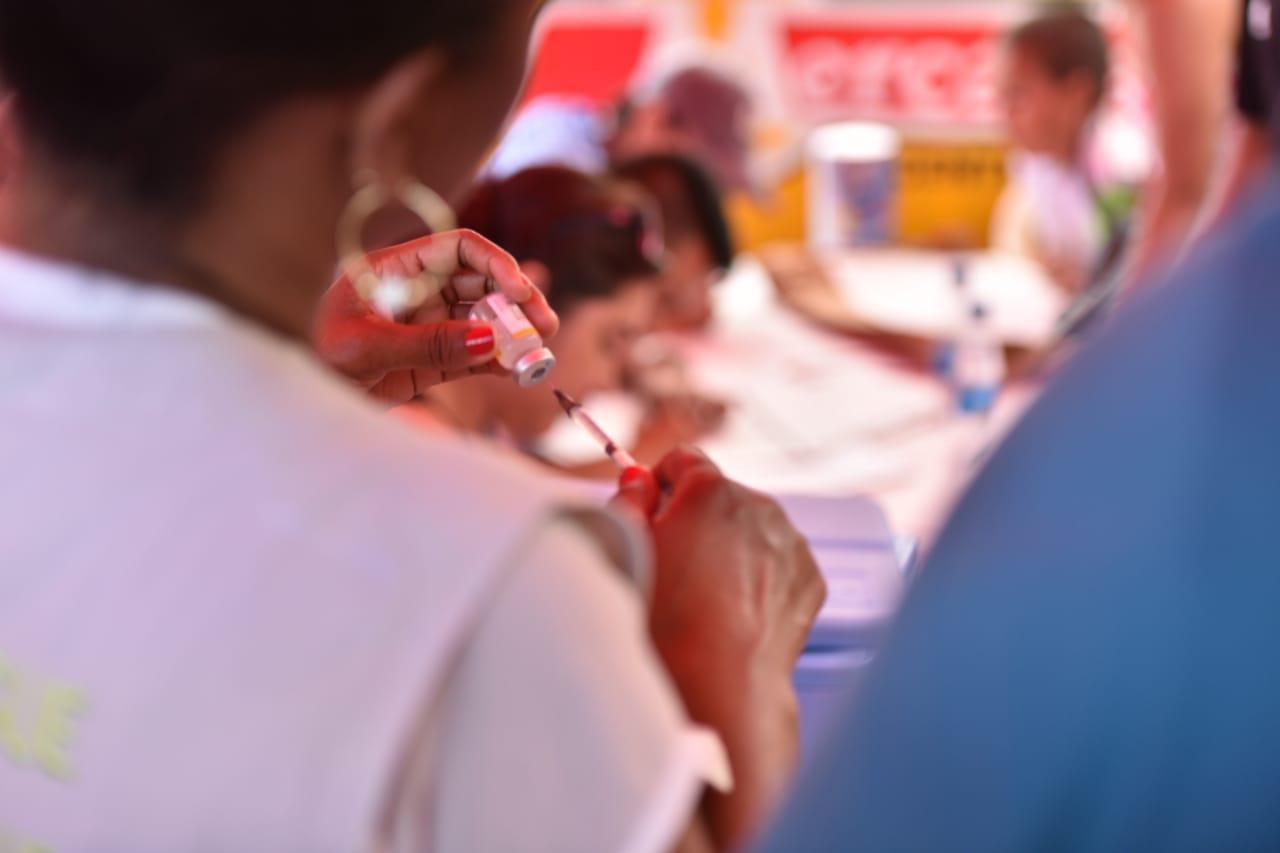 Este sábado habrá jornada de vacunación en 29 puntos de la ciudad