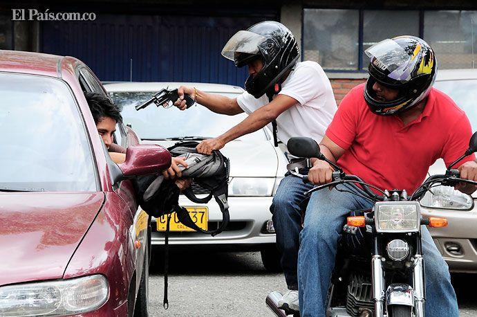 Veinte millones de pesos 'coronaron' los 'fleteros' al ginecólogo en el cruce de El Vergel