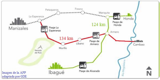 Photo of Iniciaron las obras en la vía que conecta al Tolima con Caldas