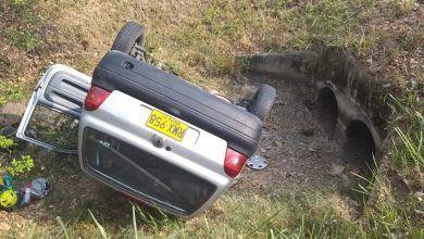 Madre e hijo, heridos en accidente en la vía Ibagué - Gualanday