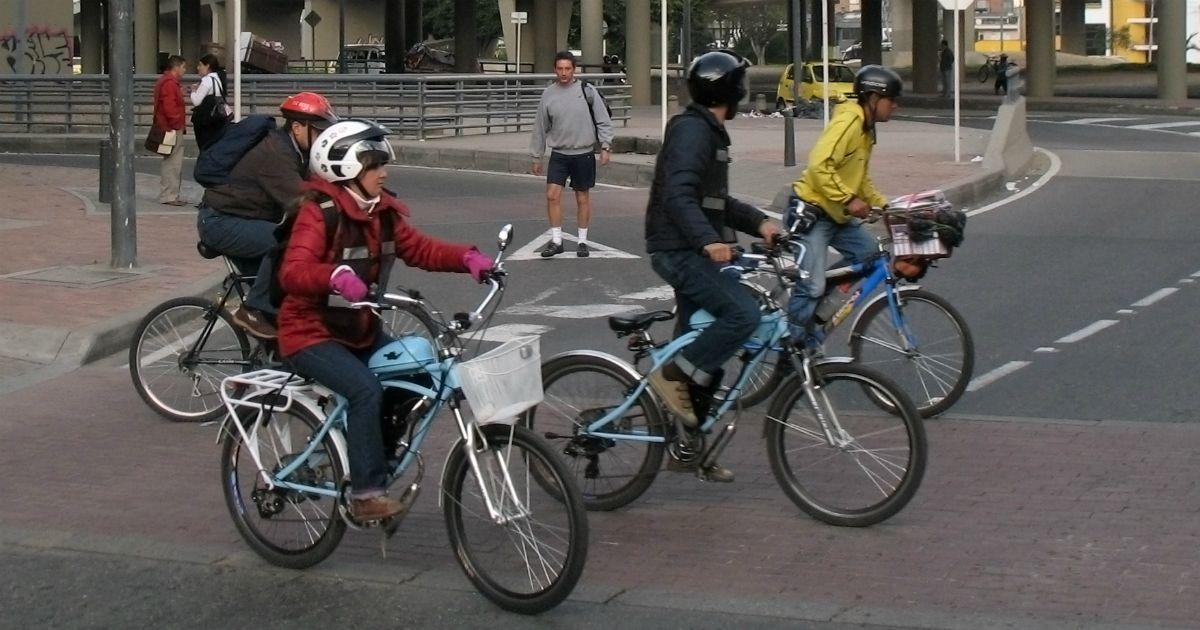 Aumenta el uso de la bicicleta como medio de transporte y para practicar deporte en Colombia
