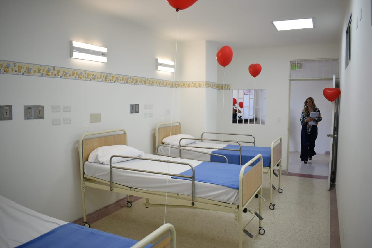 Habilitan servicio de hospitalización psiquiátrica en USI del sur