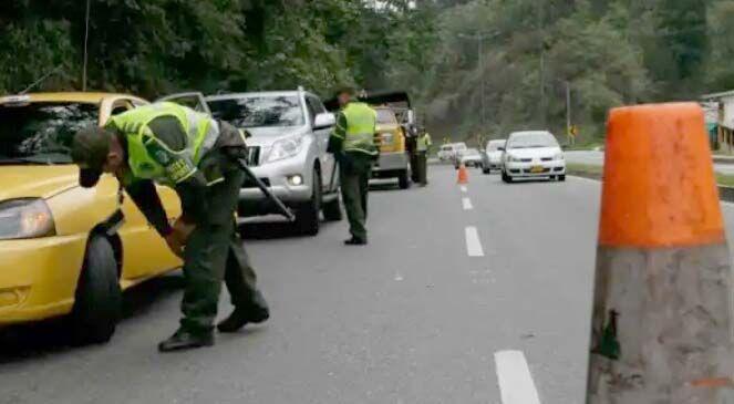 Ningún muerto por accidentes de tránsito en el puente festivo en el Tolima