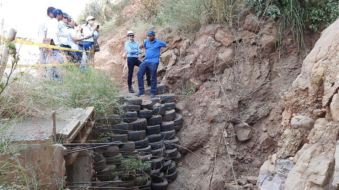 Se mantiene la medida preventiva de suspensión a la doble calzada Ibagué – Girardot, a la altura de Gualanday