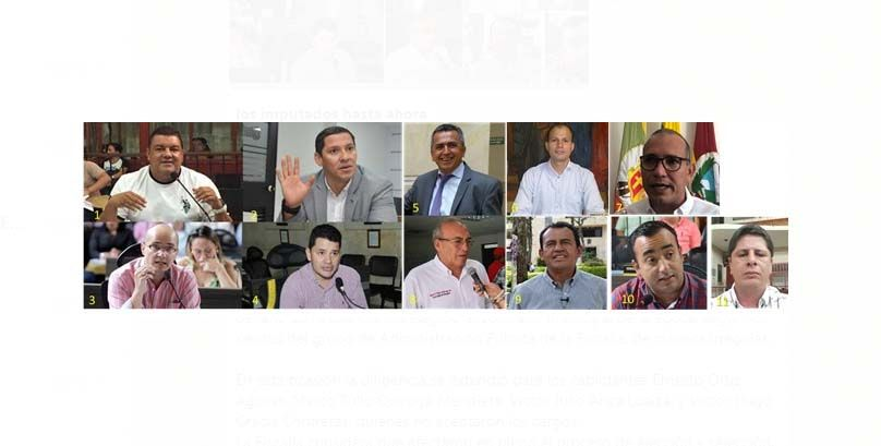 Ya son 11 los concejales imputados de cargos por elección irregular de contralor