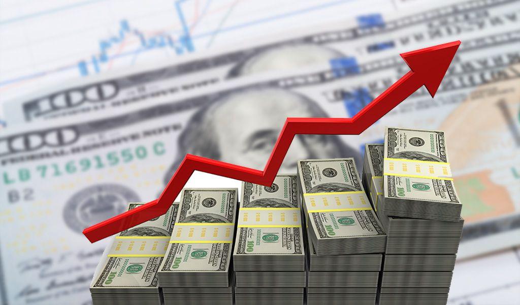 Dólar podría superar los $3.500 en los próximos días. En esta jornada llegó a su cifra récord de $3.459,50