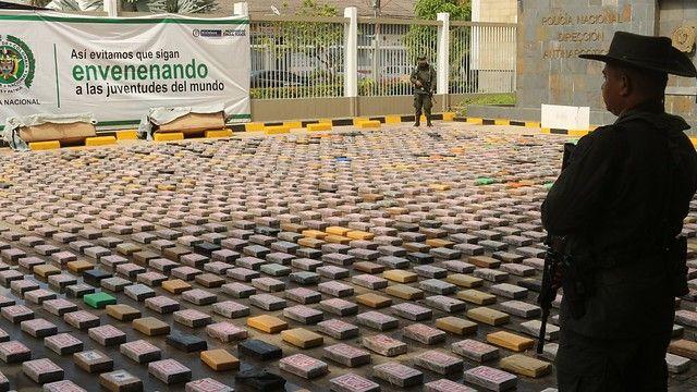 Desarticulan organización  que sacaba cocaína por los puertos del Caribe