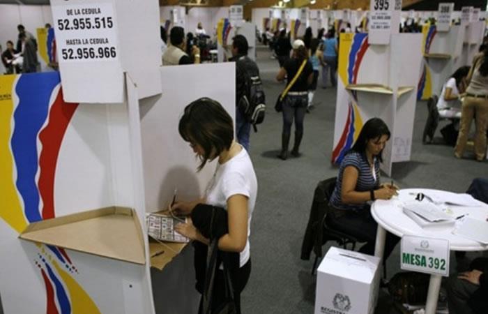 Oficialmente se inscribieron 117.822 candidatos para los comicios de octubre en el País