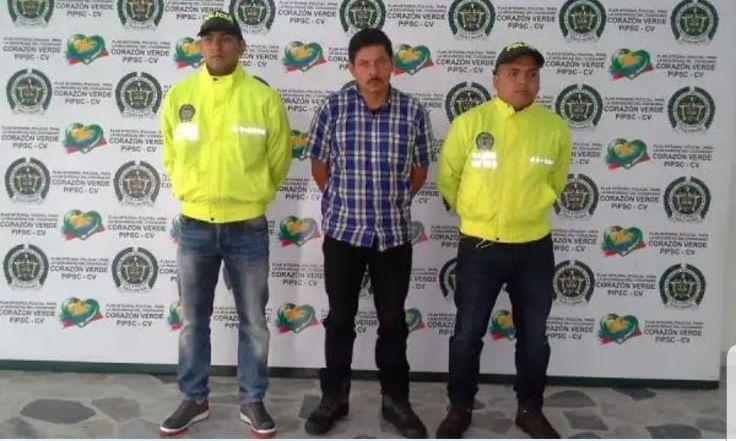 Imputado por 11 homicidios cometidos en Lérida e Ibagué