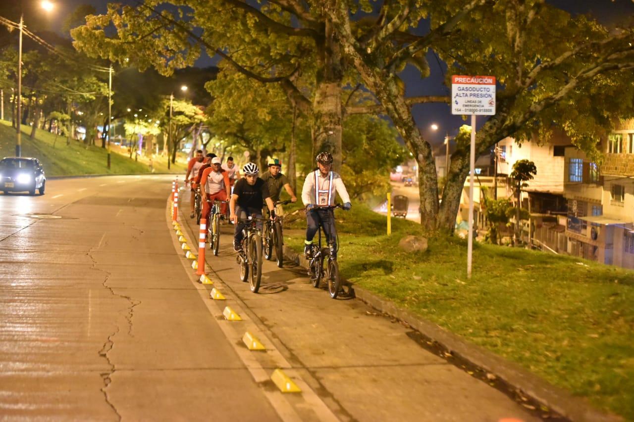 Ibagué participa en el Foro Nacional de la Bicicleta 2019