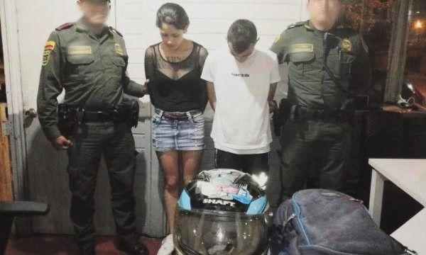 A la cárcel por hurto a elementos de un vehículo de la Policía