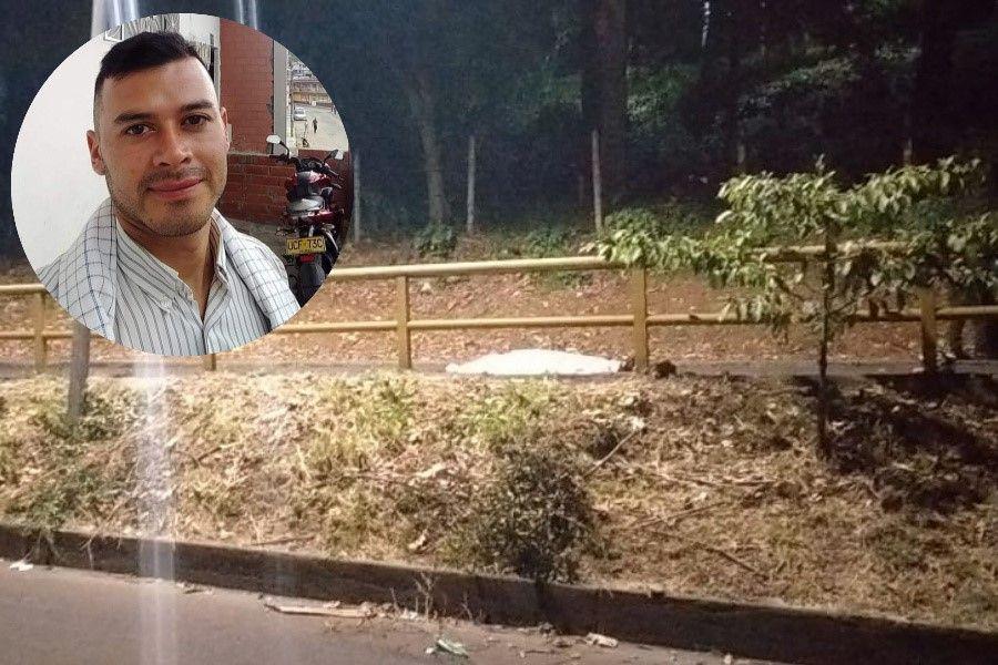 Motociclista falleció en accidente en la avenida Guabinal con 39