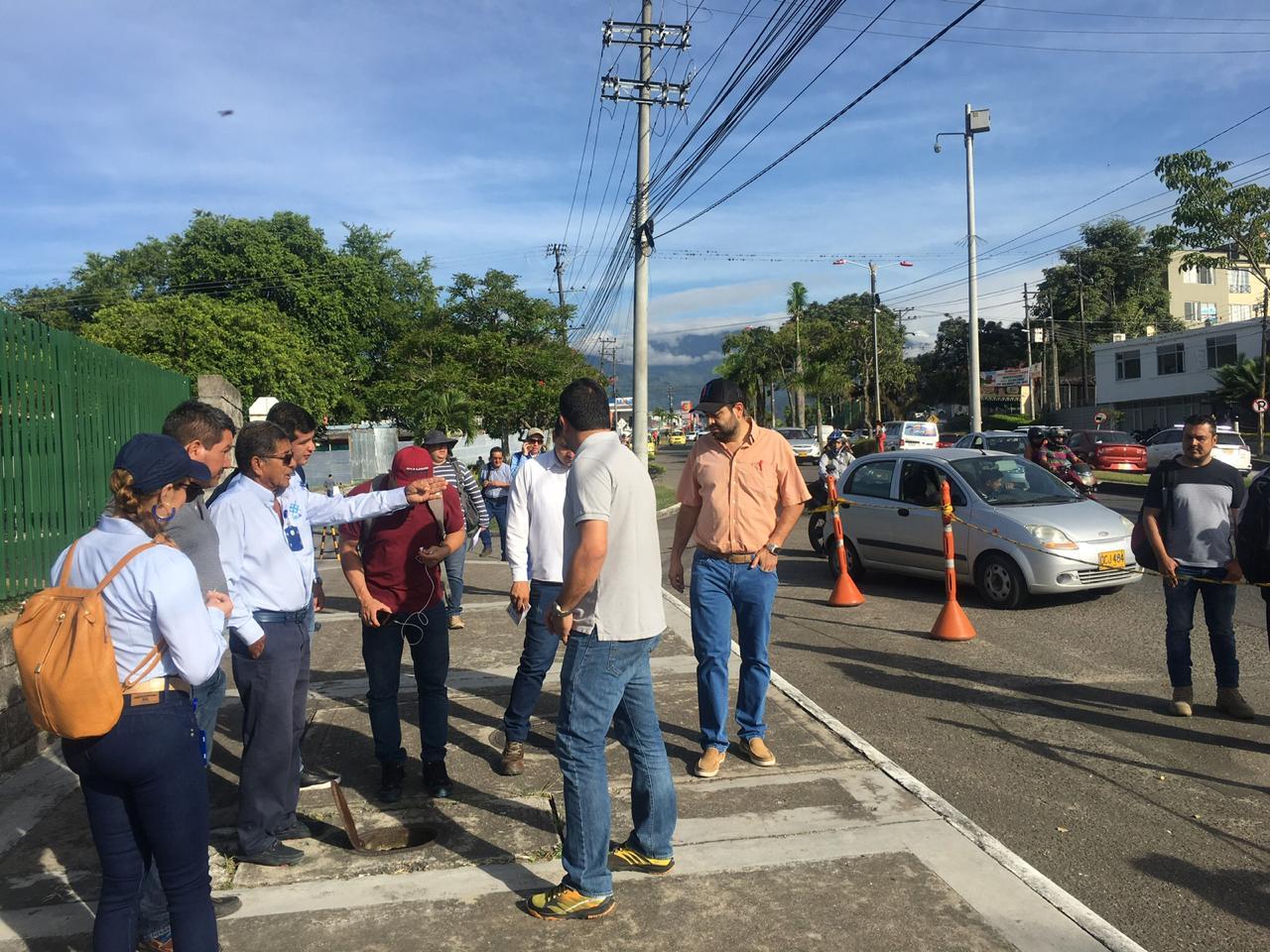 Atentos conductores: Desde el lunes empiezan obras en la Avenida Mirolindo