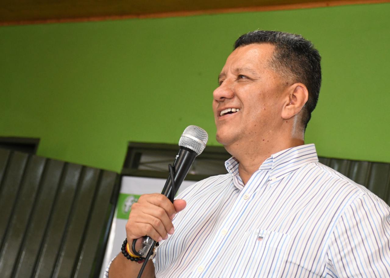 Búsqueda de mercados, sin intermediarios, para la producción agrícola del Tolima propone Ricardo Orozco