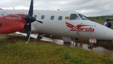 Nuevo incidente de avión, esta vez en La Macarena