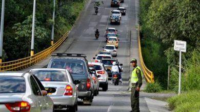 2.873.457 vehículos que han cruzado por los diferentes peajes este puente festivo