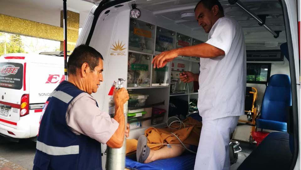 En total, 719 personas han accedido al Servicio de Emergencias Médicas de Ibagué