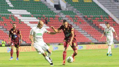 Deportes Tolima es 11 en la tabla con siete puntos de 18 posibles