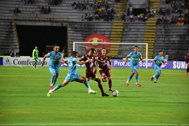 Ocho posiciones subió el Deportes Tolima pero sigue dejando dudas
