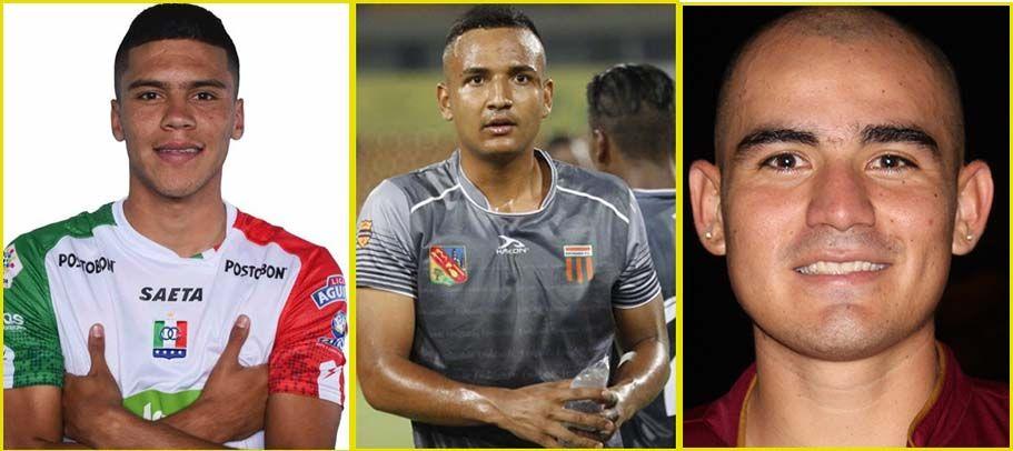 Tres tolimenses en la Selección Colombia Sub 23 de fútbol con miras al preolímpico de enero