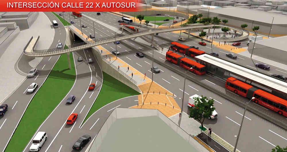 Adjudicarán fases 2 y 3 de TransMilenio a Soacha