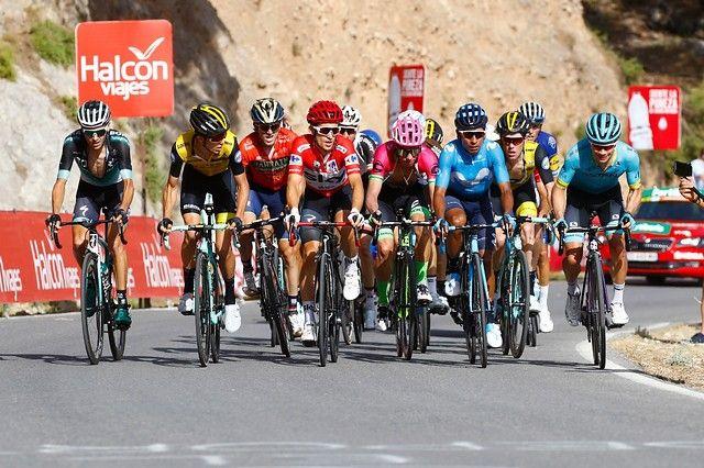 Once colombianos correrán la Vuelta a España